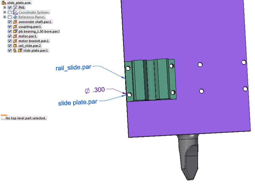 Solid Edge How-To: Create Inter-Part Relationships in ST6