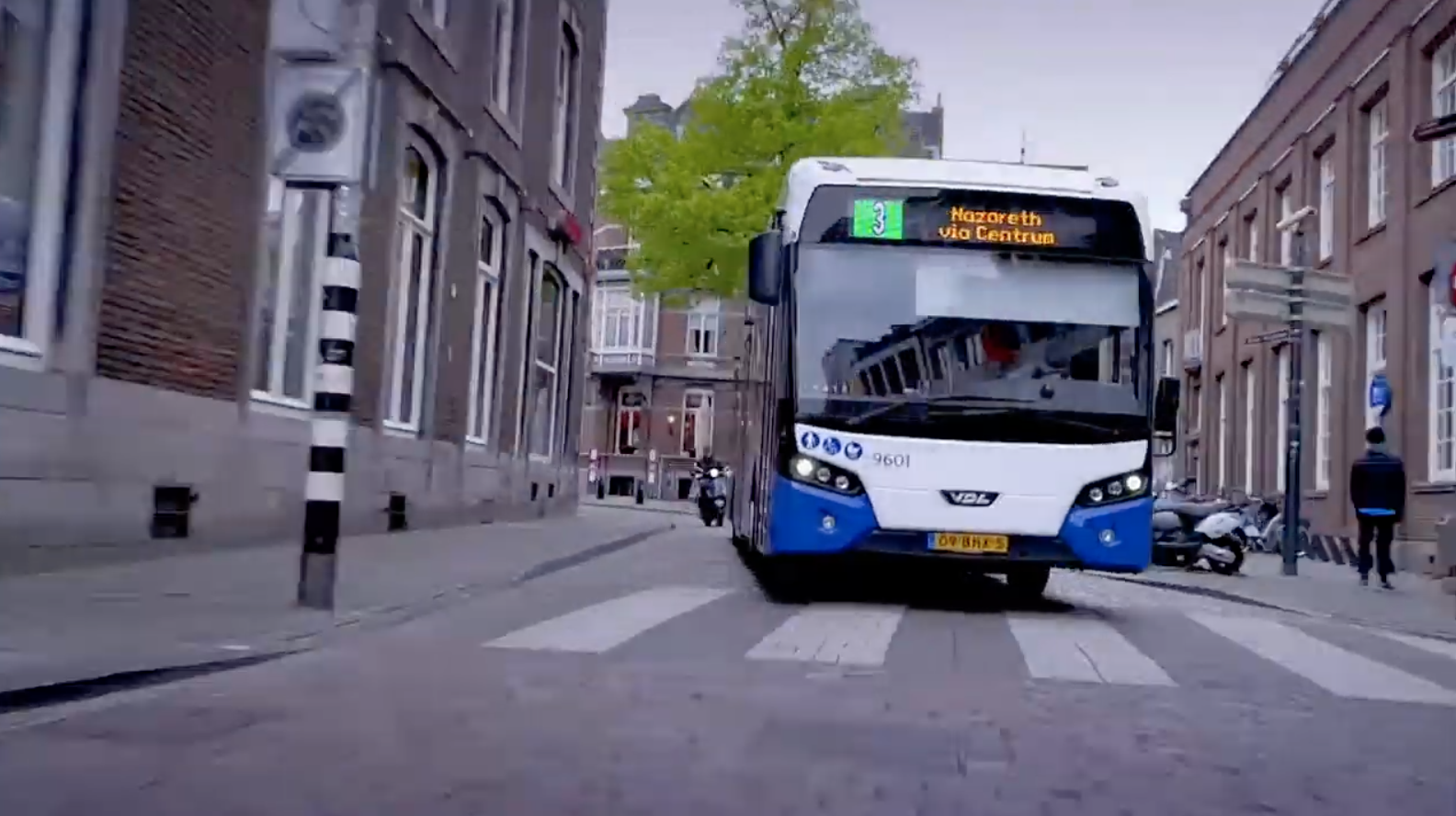 Getting to Zero Emissions Buses with Simcenter Amesim