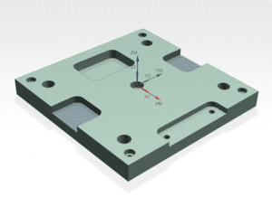 feature based machining, fbm in nx cam