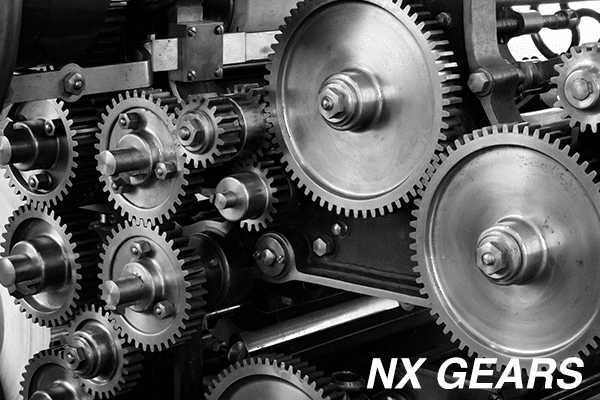 Creating Gears in NX