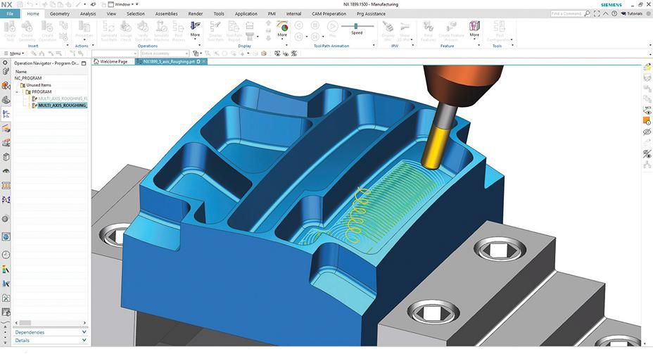 Two Roads to Toolpath Evolution for Heavy Equipment and Industrial Machinery Industries