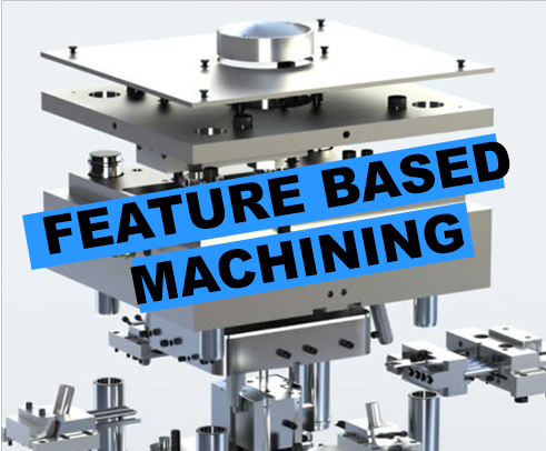 Feature Based Machining – Feature Recognition & Grouping