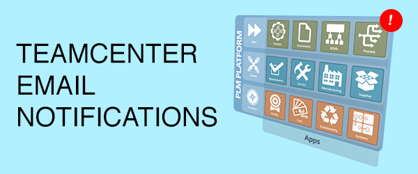 Teamcenter Email Notifications