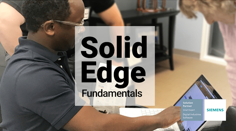 Solid Edge Fundamentals, Solid Edge Training