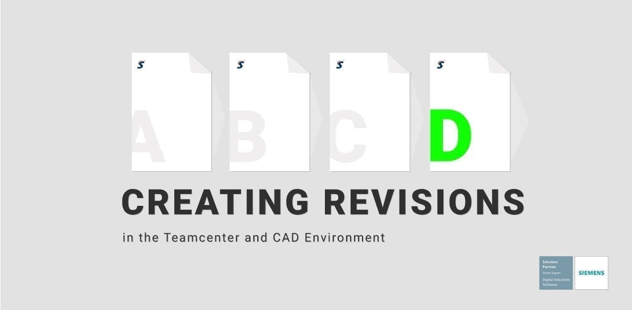 How to Create Revisions in Teamcenter