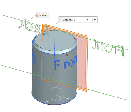 Projected Text on Curved Surfaces in NX