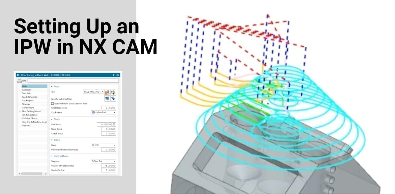 How to Set Up IPW in NX CAM